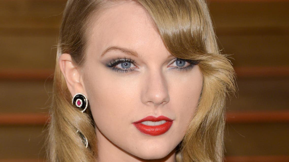Taylor Swift attends the 2014 Vanity Fair Oscar Party on Sunday, March 2, 2014, in West Hollywood, Calif. (Photo by Evan Agostini/Invision/AP)