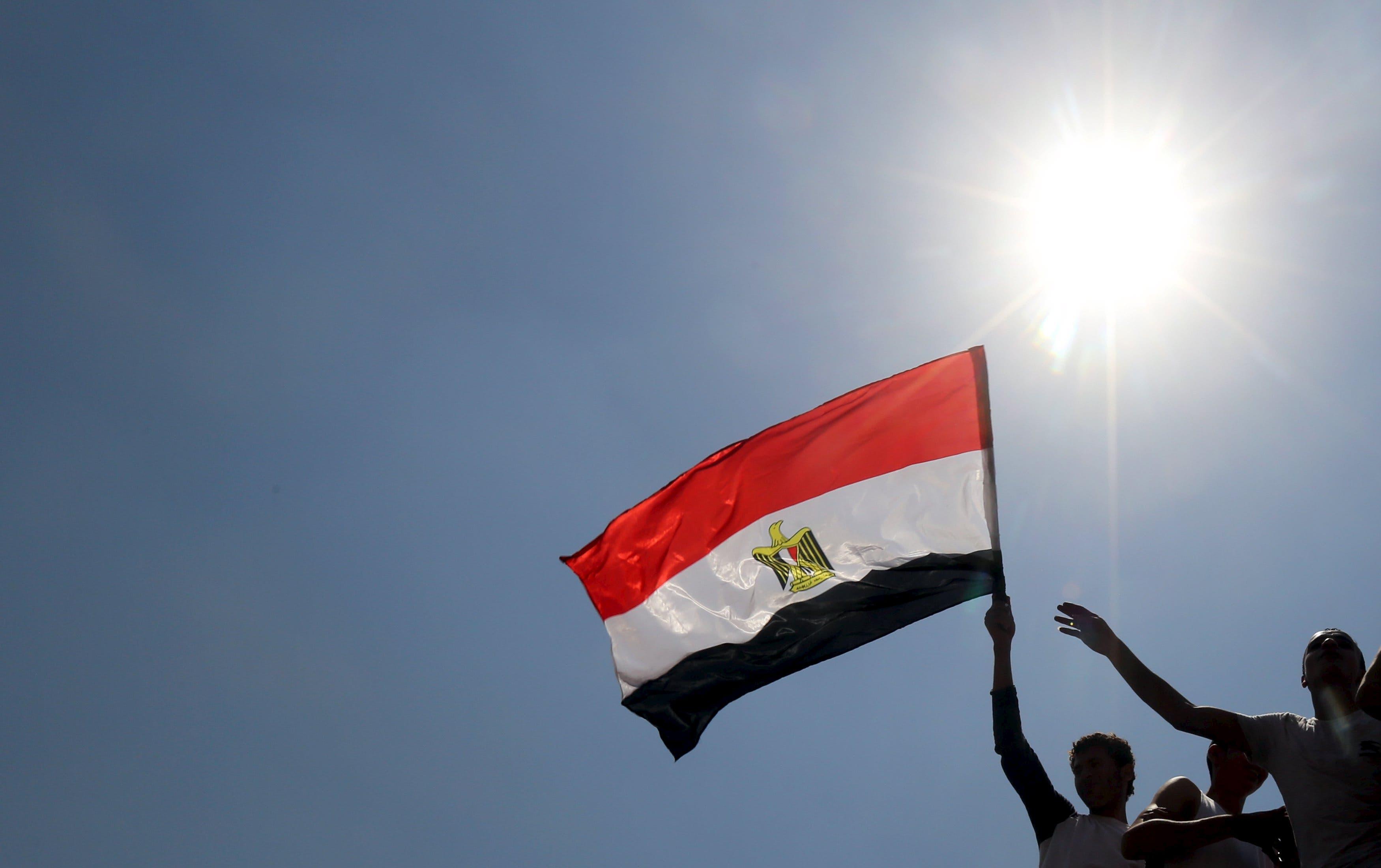 احتفالات في القاهرة بمناسبة تدشين قناة السويس الثانية مصر