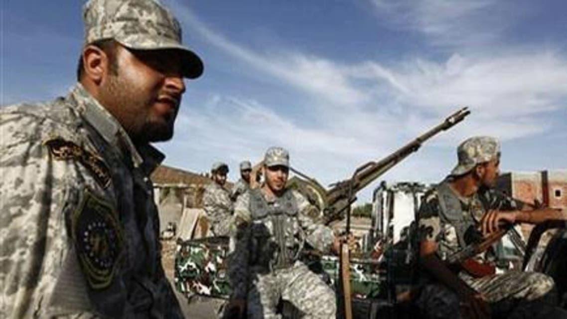 القوة الثالثة فجر ليبيا
