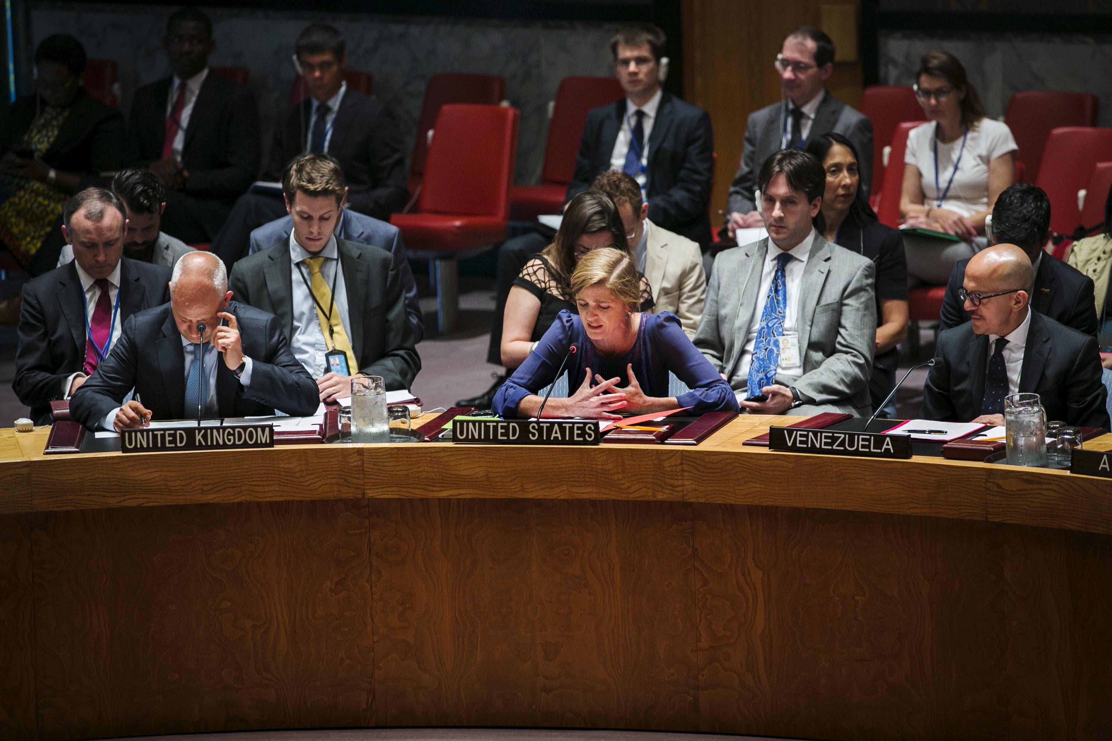 U.N. seeks accountability on Syria gas attacks