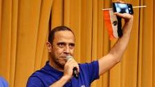 """أشرف عبد الباقي يحتفل مع جمهور """"مسرح مصر"""" بقناة السويس"""