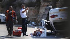 Driver rams car into Israeli soldiers, wounds 3