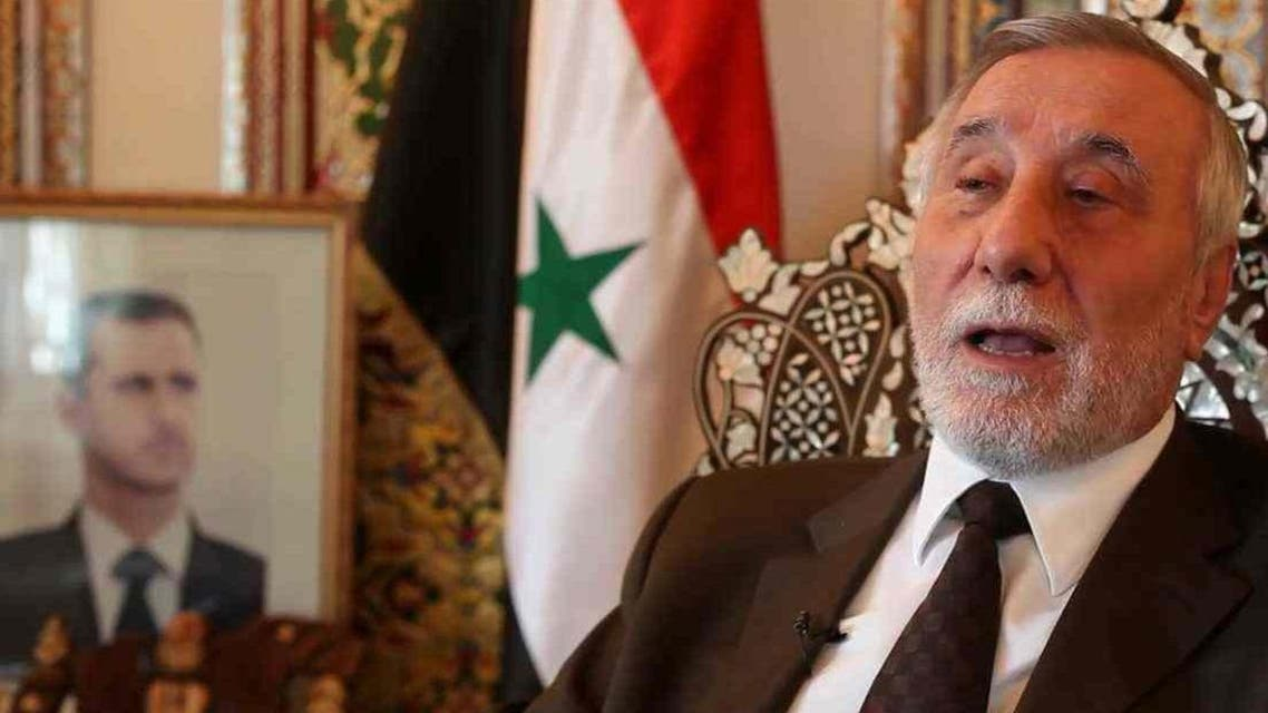 السفير السوري المبعد من الأردن  اللواء بهجت سليمان