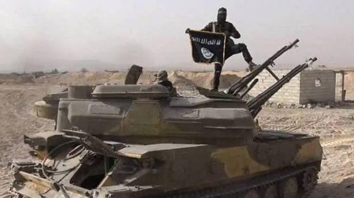 مقتل 5 من فصيل موال لروسيا بهجوم لداعش بريف حمص