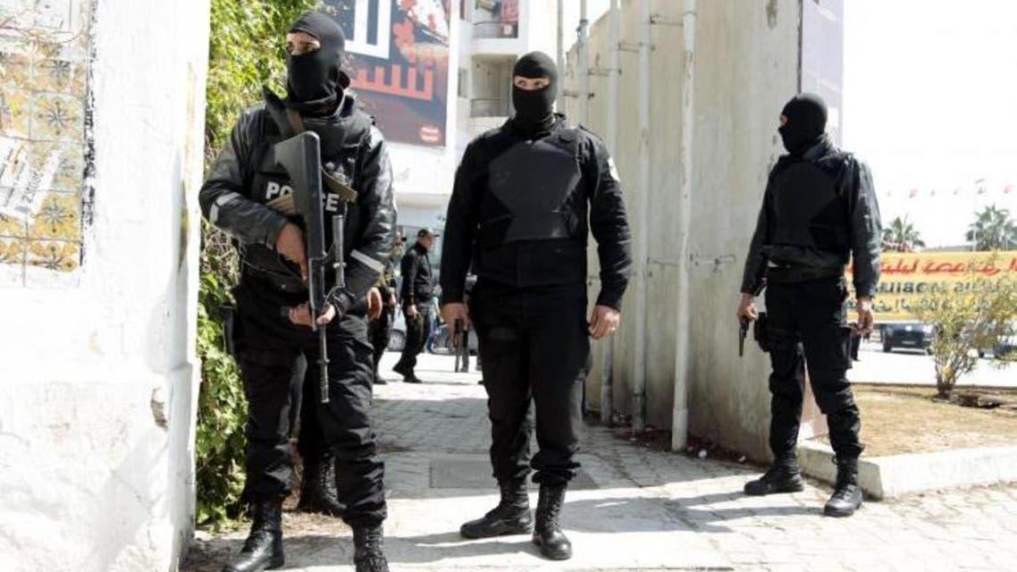 تونس - أمن
