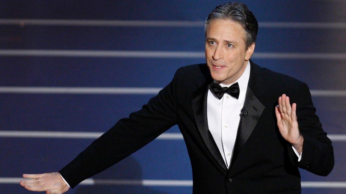 Daily show Jon Stewart file photo Reuters