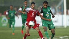 Palestinian territories come together in rare soccer match