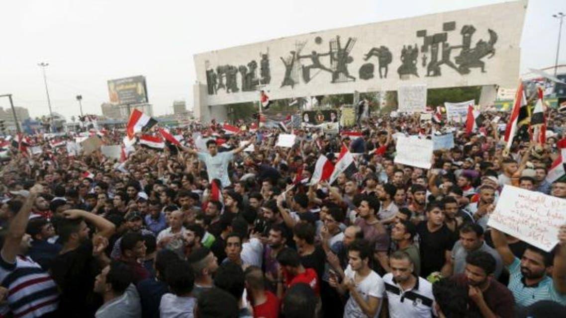 العراق-مظاهرات