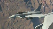"""التحالف يشن 23 ضربة ضد """"داعش"""" في العراق وسوريا"""