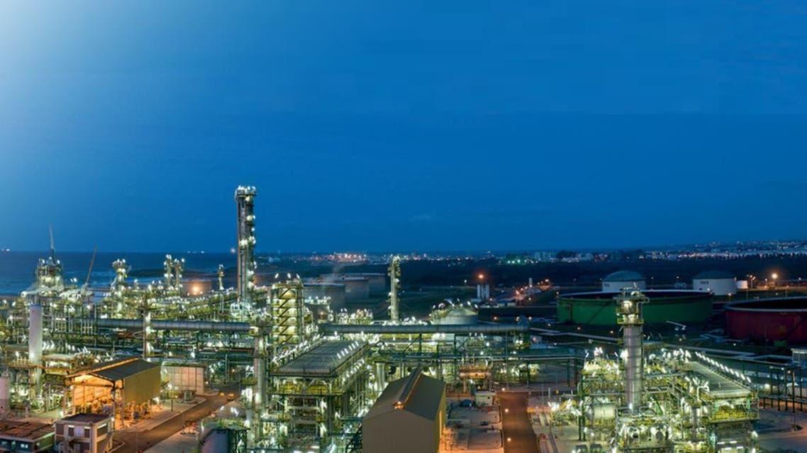 SAMIR oil refinery