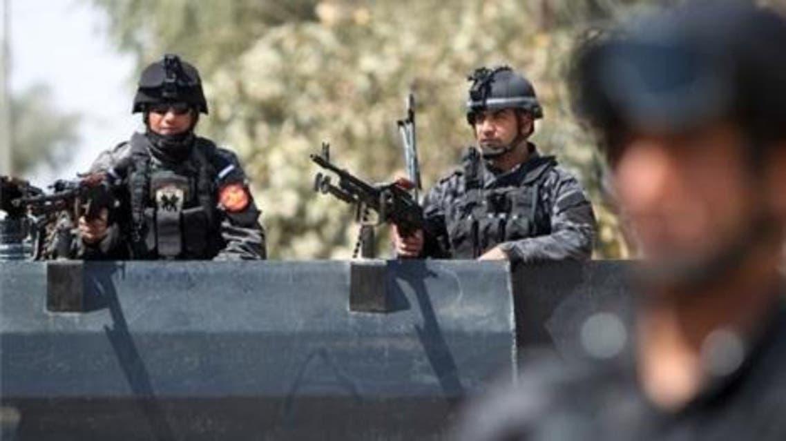 أمن - العراق