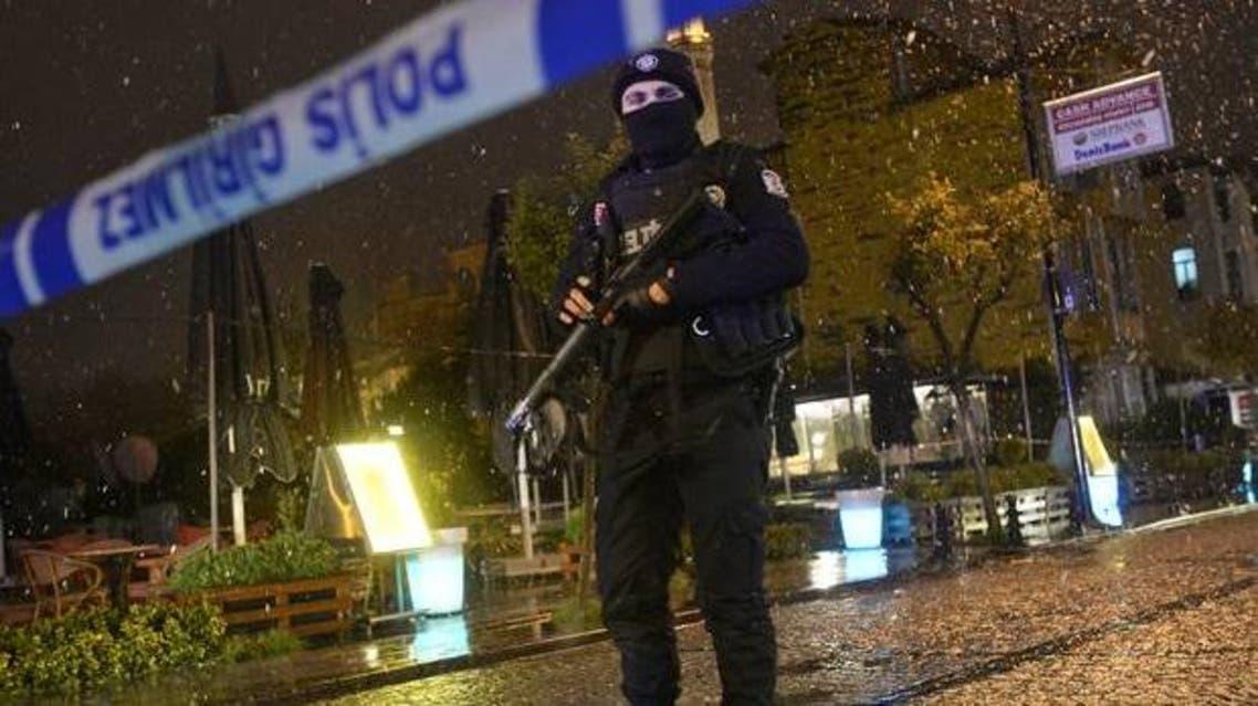 أمن - اسطنبول - هجوم - تركيا