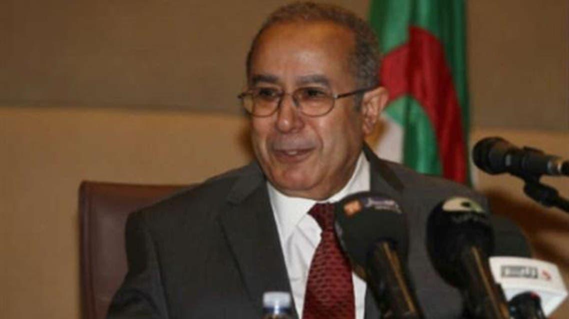 المتحدث باسم الخارجية الجزائرية عبدالعزيز شريف
