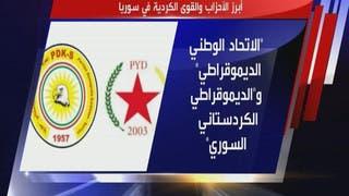 ما هي أبرز الأحزاب والقوى الكردية في سوريا؟