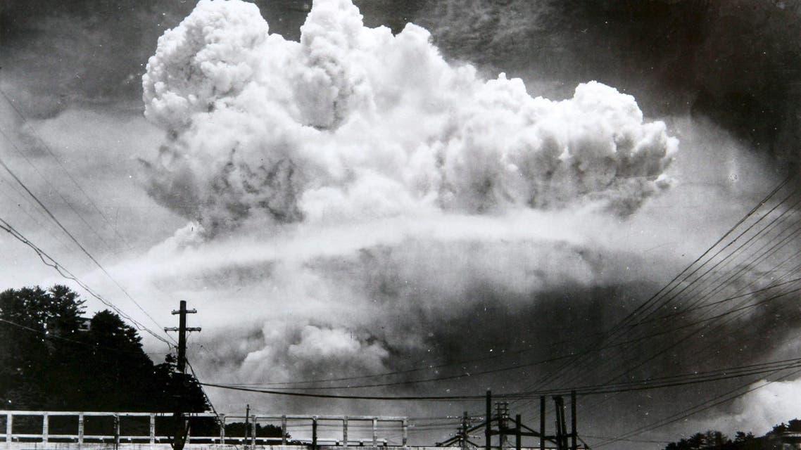 ناغازاكي - اليابان - قنبلة نووية