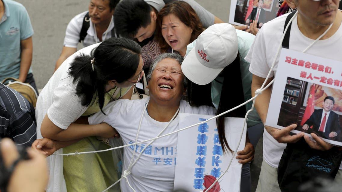MH370 families seek answers