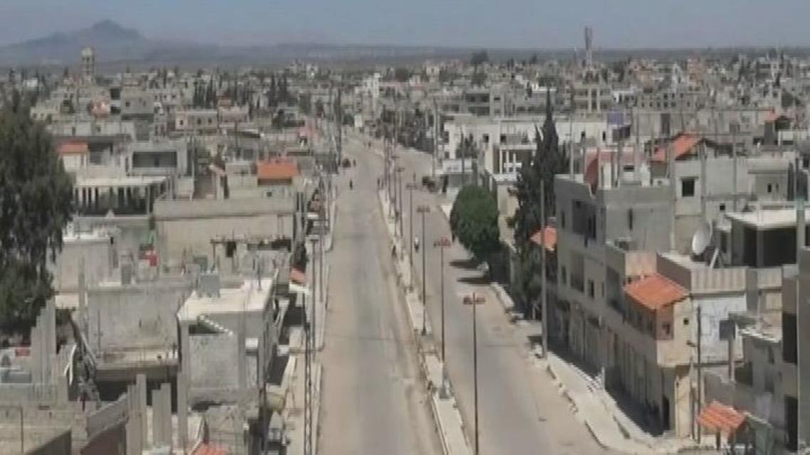THUMBNAIL_ قوات النظام تجوّع قدسيا والهامة بريف دمشق