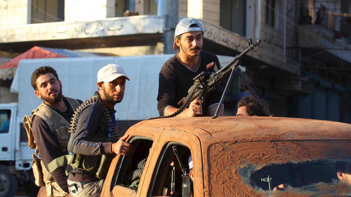 The Nusra Front, an enemy of ISIS, said participation in the campaign was forbidden. (File photo: Reuters)