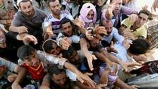 امدادی رقوم کی عدم دستیابی ،لاکھوں عراقی خطرے سے دوچار