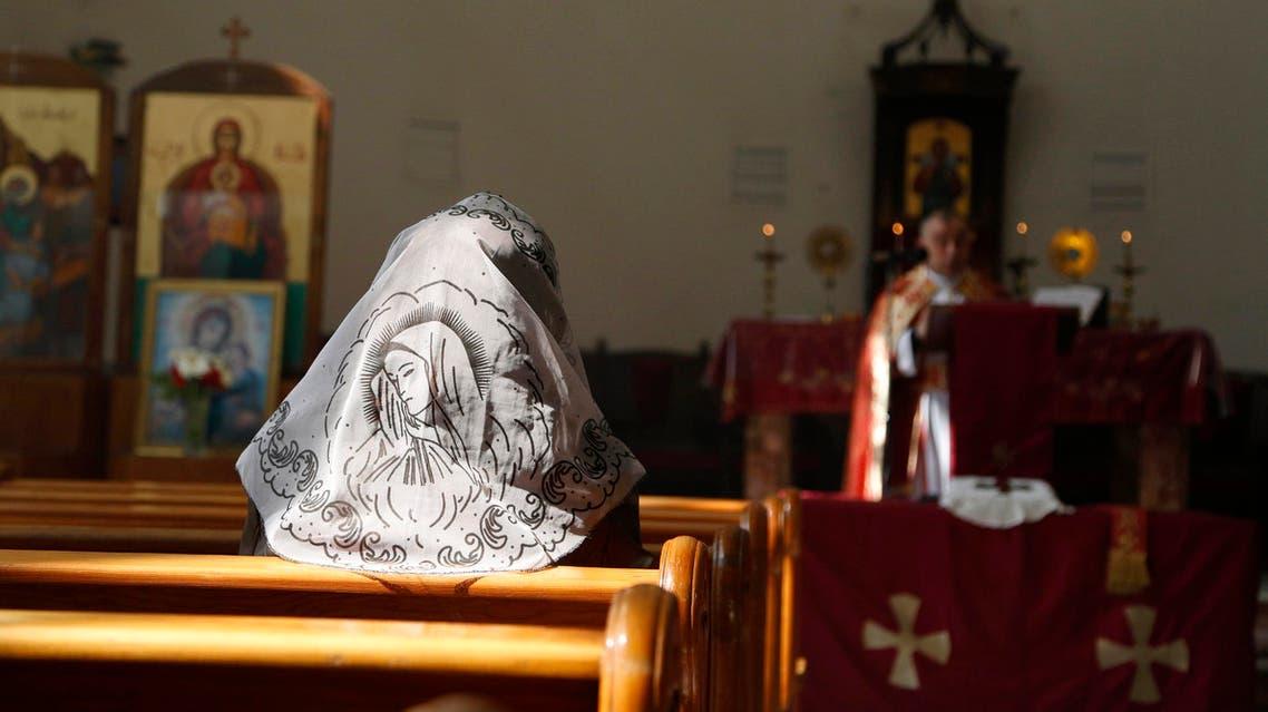 Assyrian Christians - Reuters