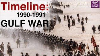 Timeline: Gulf War 1990-1991