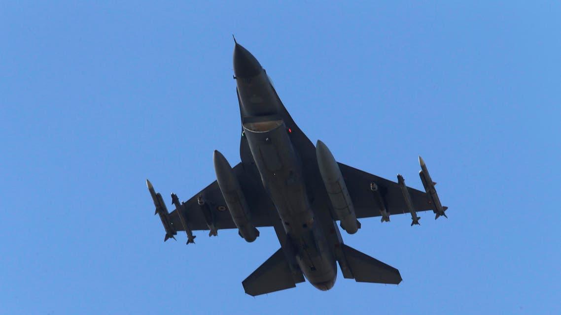 Turkey strikes PKK (AP)