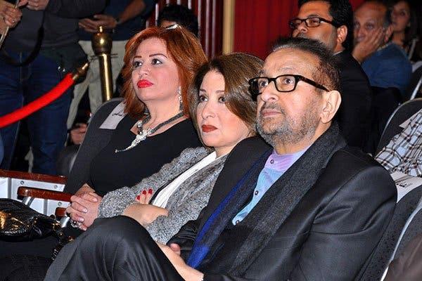Screen legend Noor el-Sharif through the years