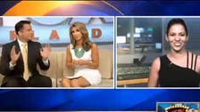 'No more Kardashians! It's a non-story!' News anchor walks off TV set