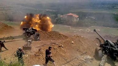 "غارات غرب دمشق والنظام ""يخنق"" الزبداني وجوارها"