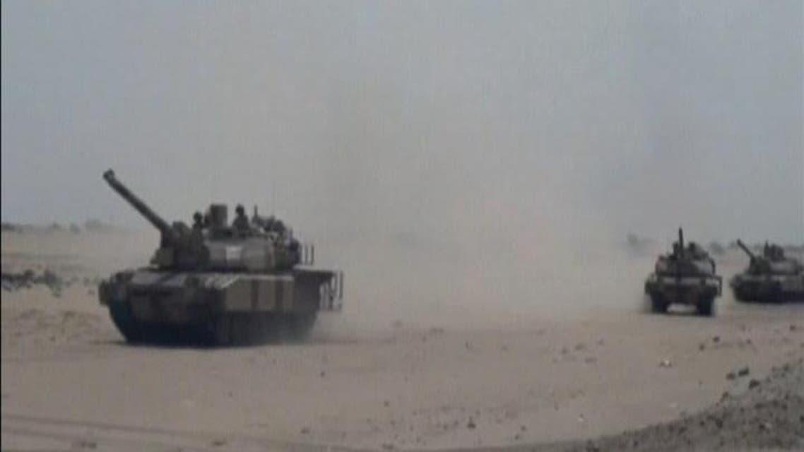 THUMBNAIL_ وجود الميليشيات في نهاية مع تقدم المقاومة تجاه صنعاء