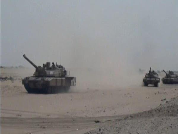 ميليشيات الحوثي تتقهقر أمام تقدم المقاومة تجاه صنعاء