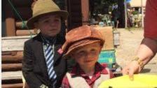 Three-year-old boy becomes mayor of U.S. town