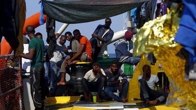 ضبط 90 مهاجراً إفريقياً قبالة سواحل تونس