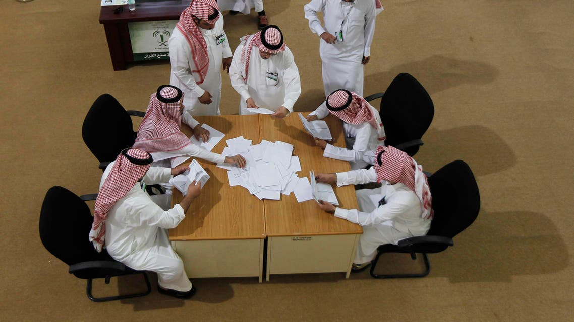 Saudi municipal elections (Reuters) 2011