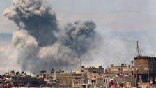 Syrian govt 'committing war crimes' in Ghouta