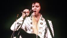 Elvis jumpsuit up for auction at singer's Graceland home