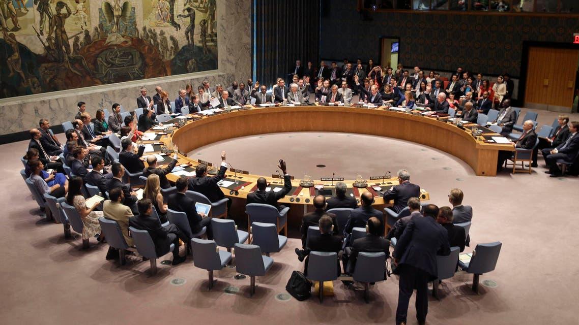 UN venezuela syria