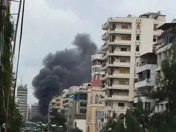 مقتل أكثر من 150 شخصا في7 تفجيرات لداعش بجبلة وطرطوس