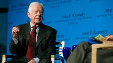 Former U.S. President Carter says he has cancer