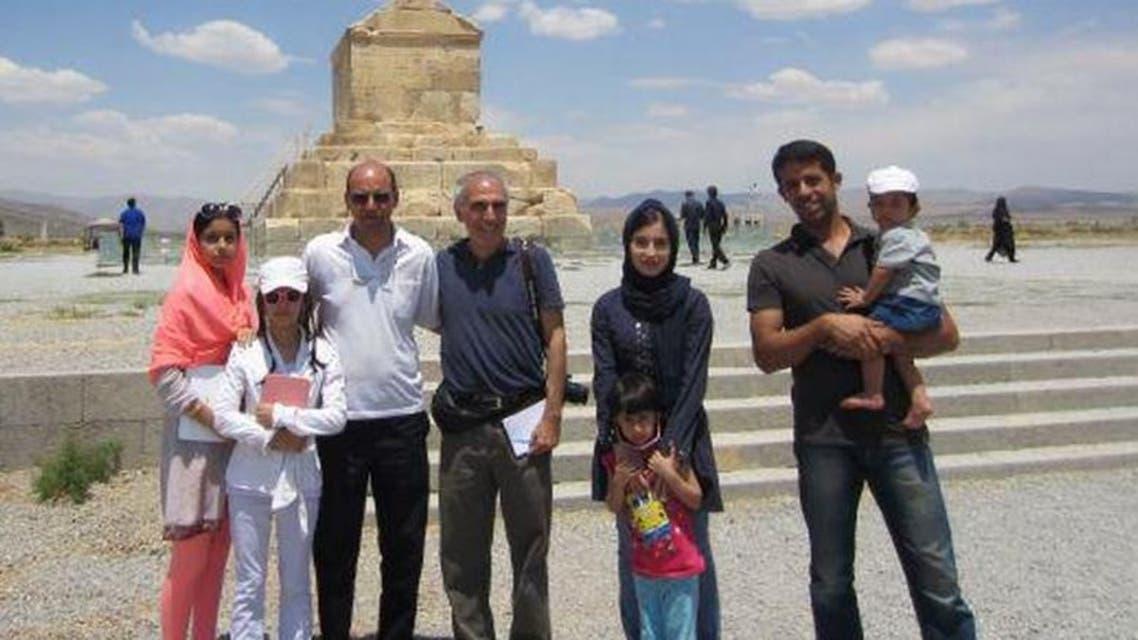 Jewish reporter Iran