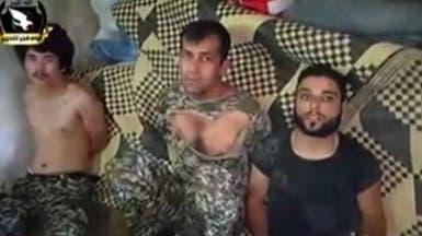 مرتزقة أفغان وإيرانيون بيد المعارضة في #درعا