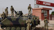 Turkey builds concrete wall along Syria border