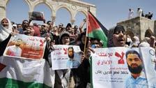 Hunger-striking Palestinian prisoner in coma
