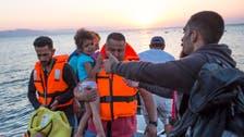 Mediterranean migrant crossings in 2015 near 250k