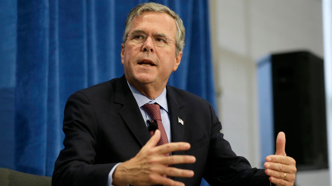 Jeb Bush leaves door open for use of torture