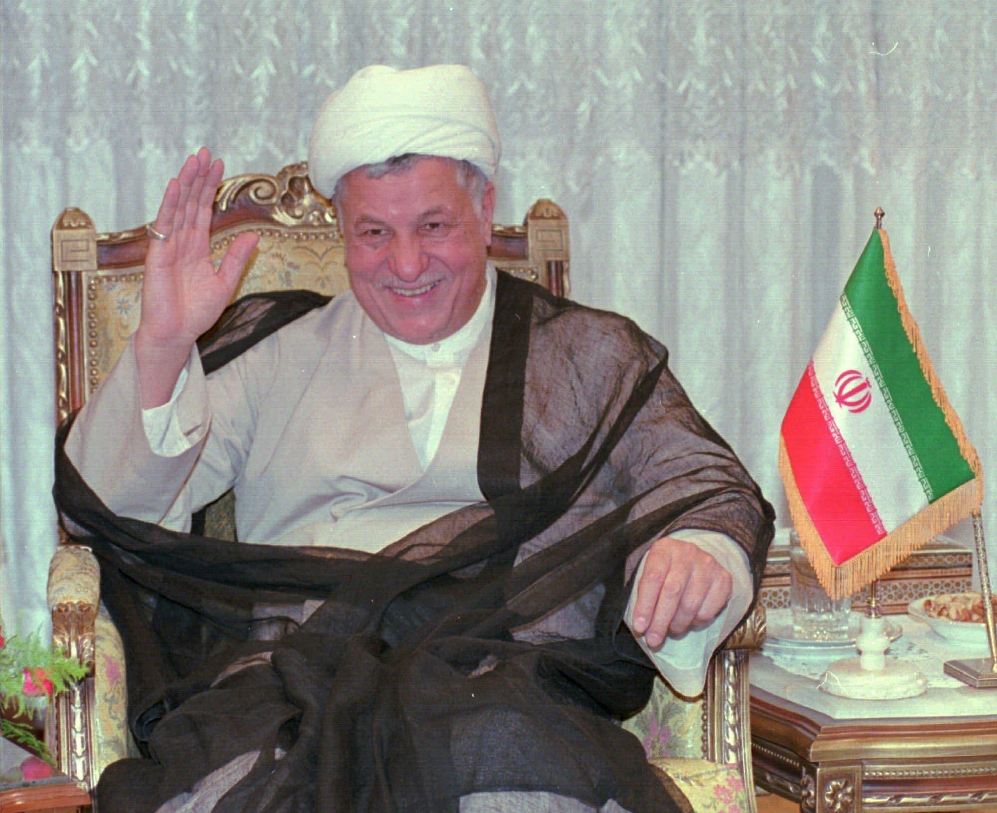 Hashem Rafsanjani
