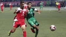 West Bank's Al-Ahly beat Gaza's Shejaia in Palestine Cup