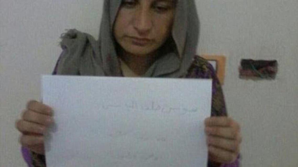 داعش ينشر صور أشوريات مختطفات لديه