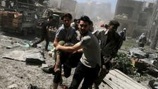 Shelling hits Syrian towns as ceasefire breaks down