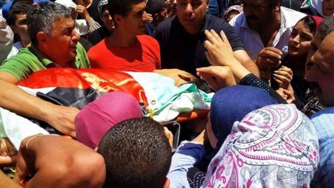 مقتل شاب فلسطيني برصاص الجيش الإسرائيلي في نابلس